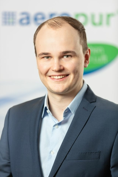 Geschäftsführer Fabian Lauterbach